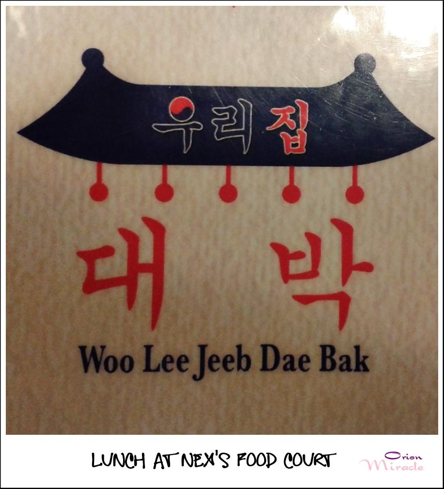 Woo Lee Jeeb Dae Bak (NEX) \u2013 Miracle of Orion